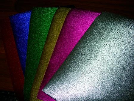 Металлизированная бумага