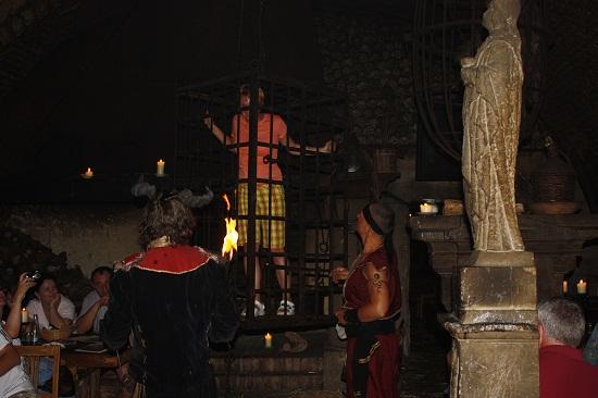 Таверна в Детенице