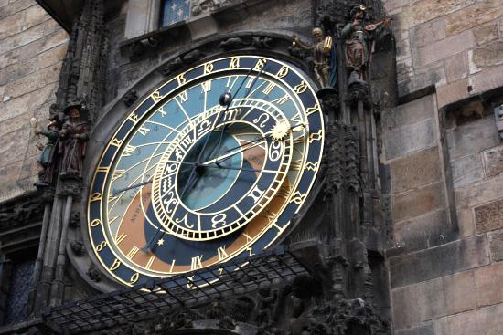 Староместская площадь в Праге, астрономические часы