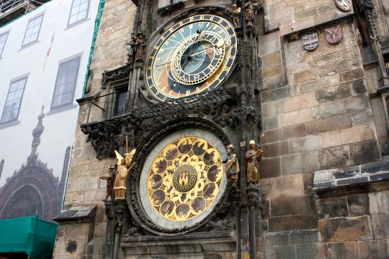Астрономические часы, Чехия, Прага