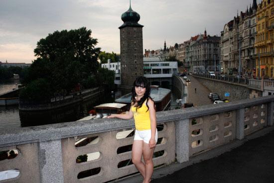Мост через Влтаву, Прага