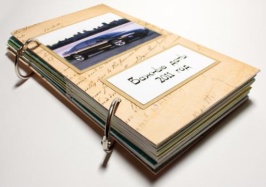 Блокнот для записи памятных дат