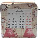 Настольный календарь 2011 декабрь